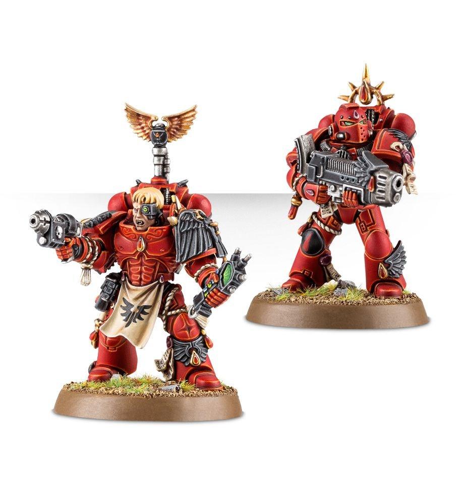 Space Marines - Blood Angels