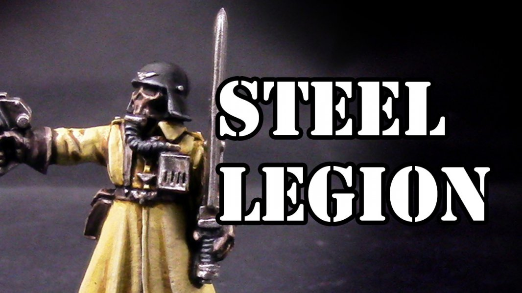 Steel Legion Imperial Guard