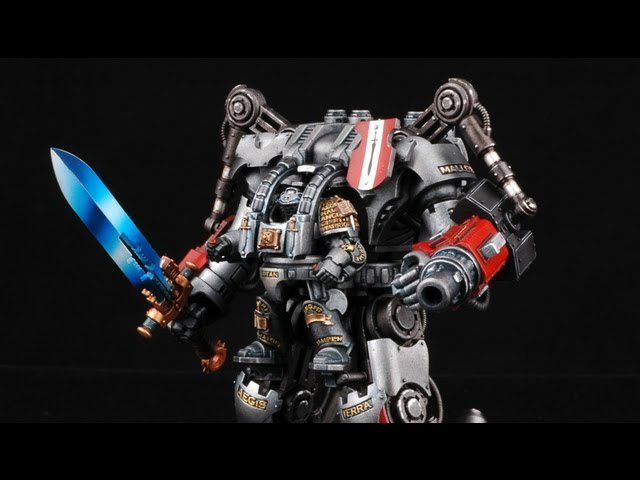 Grey Knights Dreadknight